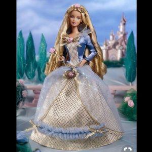 NIB 1997 Limited Edition Sleeping Beauty Barbie